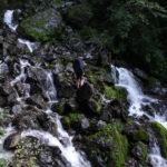 Familienauszeit Neuseeland - Whiskey Falls