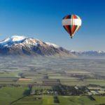 Familienauszeit Neuseeland - Balloon