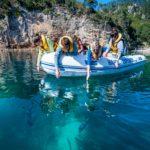 Familienauszeit Neuseeland - Boot