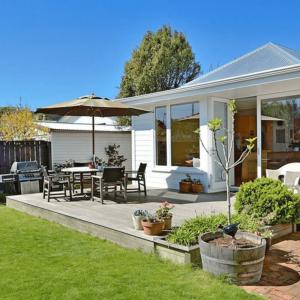 Familienauszeit Neuseeland - Haus