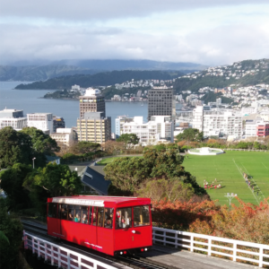 Familienauszeit Neuseeland - Wellington